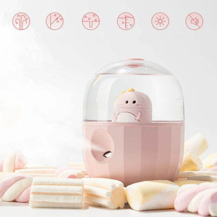 Mini Household Air Purification Humidifier Aroma Diffuser Sprayer, Specification:Direct Plug Power-in(Dinosaur) - Star Produkte
