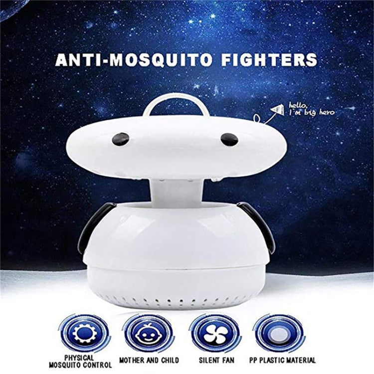 Inhalation Mosquito Repellent Lamp Home Silent Radiation-free Mosquito Lamp(Black) |