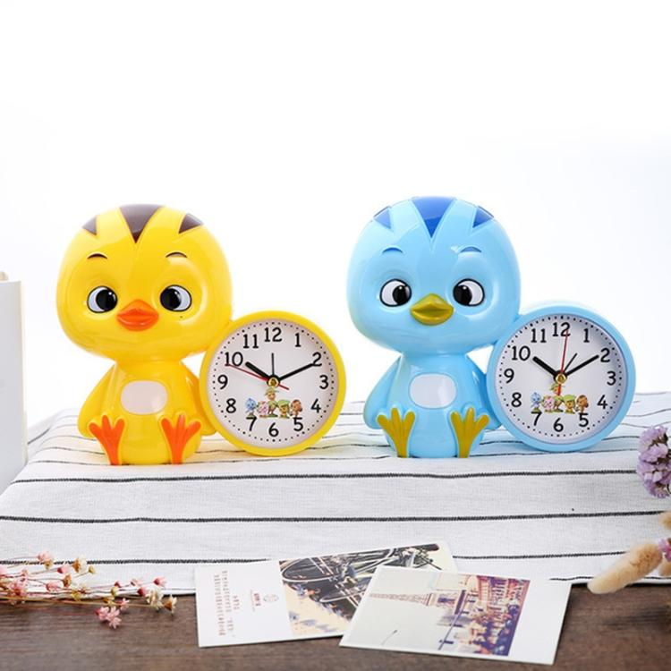 3 PCS Creative Children Cartoon Cute Duck Student Alarm Clock(Pink) |