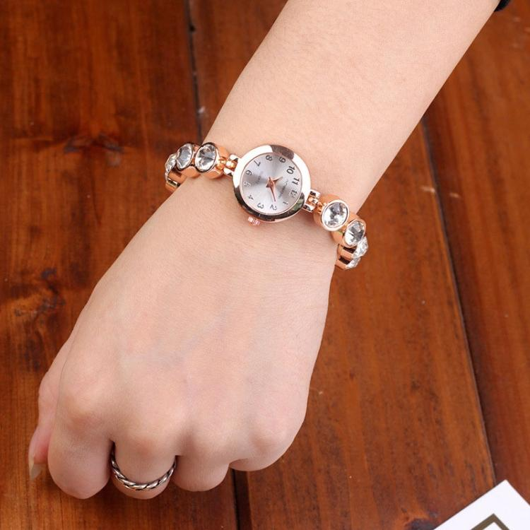 2 PCS Beautiful Pearl Watch for Women(Gold) - star-produkte.myshopify.com