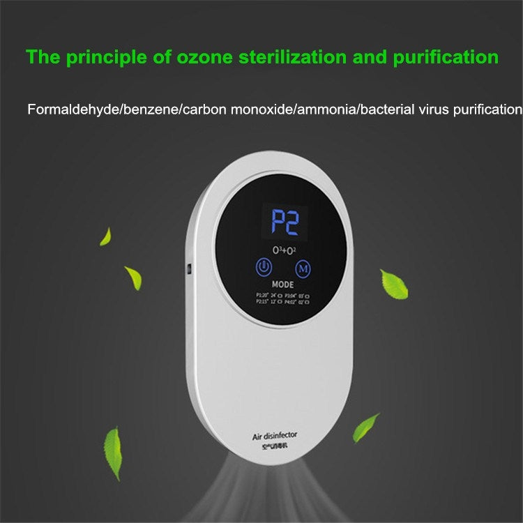 Ozone Disinfection Machine Sterilization Air Purifier Pet Deodorizer Air  Sterilizer For Home(US  Plug) - Star Produkte