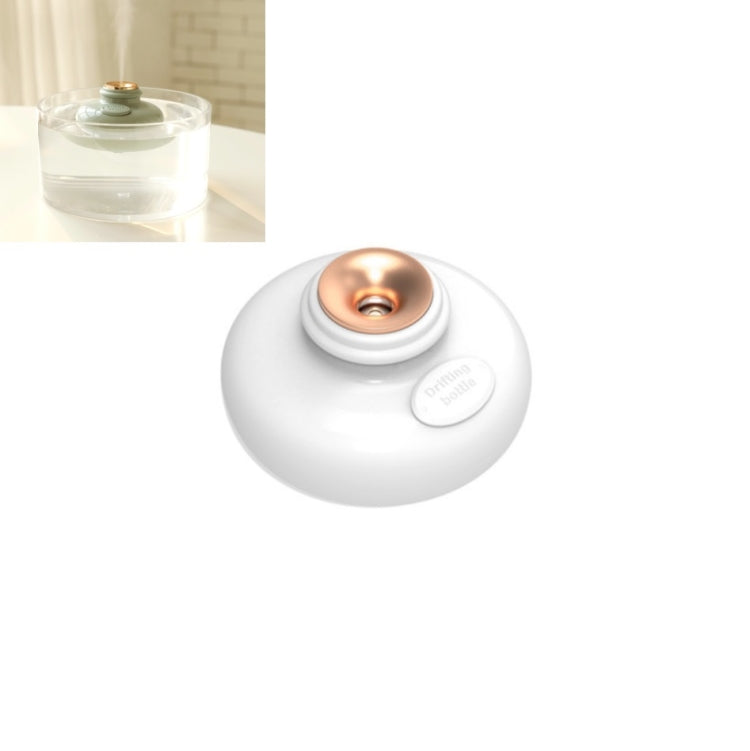 BP5 Drifting Bottle Air Humidifier USB Charging Bedroom Moisturizing Mute Humidifier(White) - Star Produkte