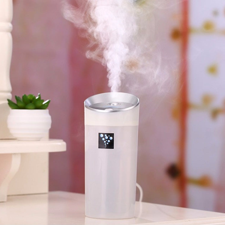 Small- O Mini 300ML Portable USB Ultrasonic Air Humidifier Mist Maker(White) - Star Produkte
