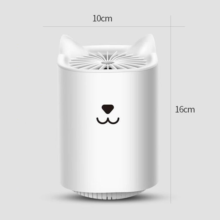 USB Suction Type Photocatalyst Mosquito Killer Household Mute Mosquito Repellent Lamp, Style:USB - Star Produkte