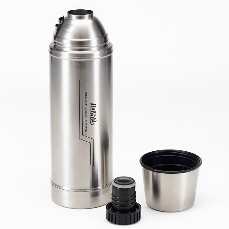 Outdoor Travel Household Stainless Steel Vacuum Insulation Pot, Capacity: 1L - Star Produkte