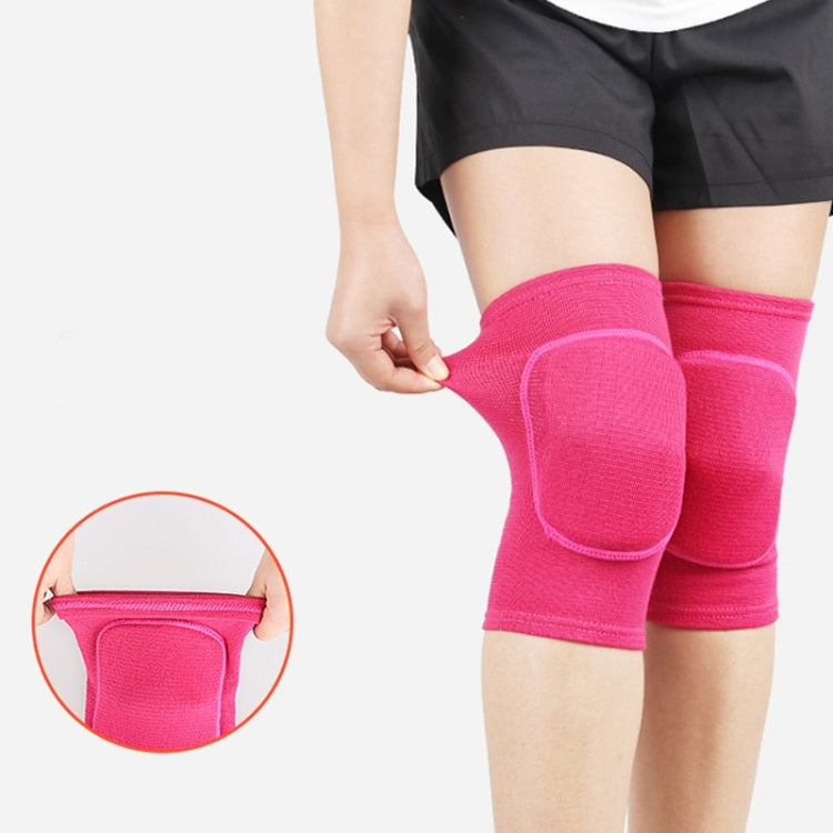 Gray White Edging Children Thick Anti-collision Sponge Knee Pads Sports Protective Gear, SIZE:XS - Star Produkte