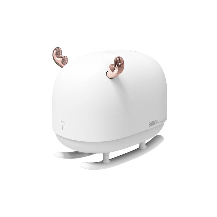 SOTHING DSHJ-H-009 260ML Deer Air Humidifier USB Home Atmosphere Night Light Air Purifier(White) - Star Produkte