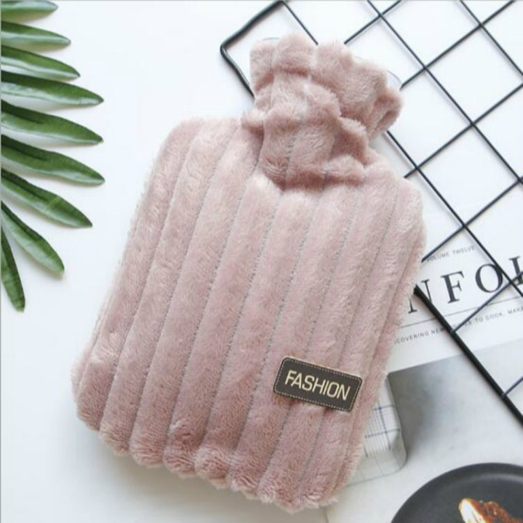 Fashion Simple PVC Hand Warmer Injection Water Heater Bag(Pink) - Star Produkte