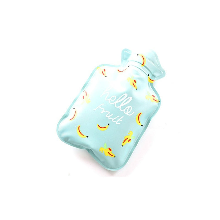 Cartoon Mini Water Injection Hot Water Bag Portable Hand Warmer, Color:Banana - Star Produkte