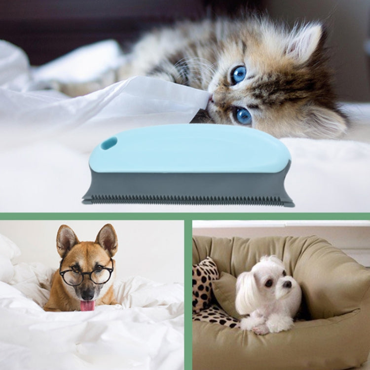 Multifunctional Pet Dog Cat Hair Cleaning Brush Cleaner(Light Blue) - star-produkte.myshopify.com