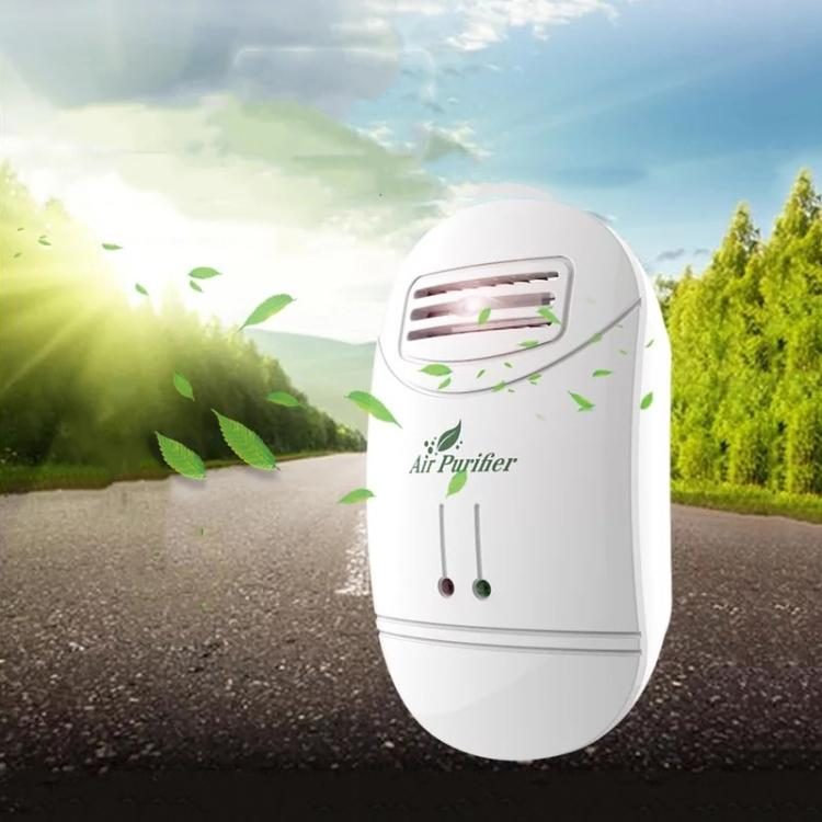 1200W Mini Negative Ion Formaldehyde Removal Second-hand Smoke Office Small Air Purifier(EU Plug) - Star Produkte