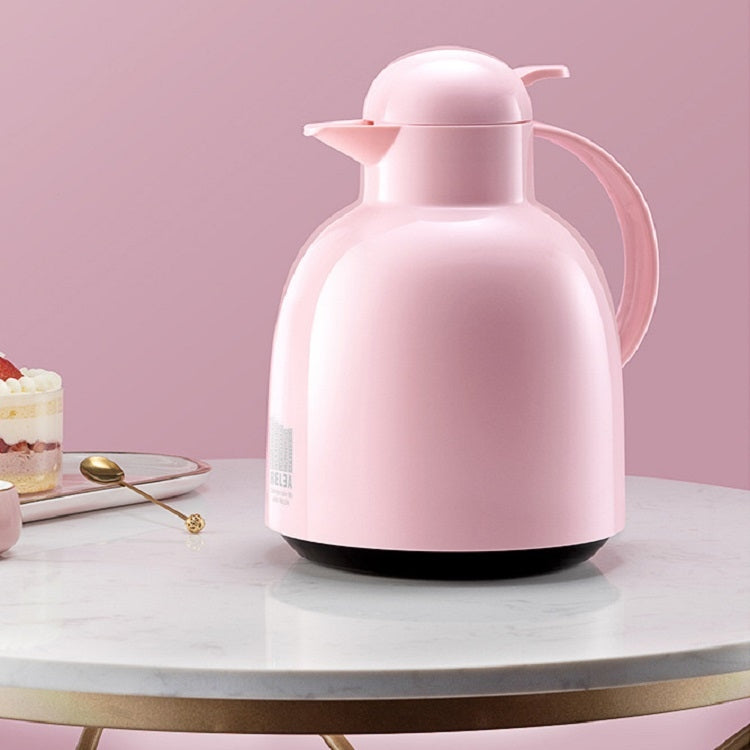 Glass Liner Household Kettle High Capacity Thermos Cup, Capacity: 1.5L(Pink) - star-produkte.myshopify.com