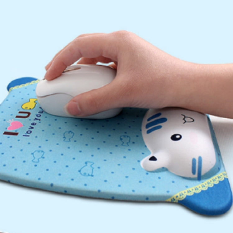 Cartoon Silicone Wristband Mouse Pad(Chick) - Star Produkte