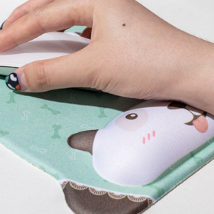 Cartoon Silicone Wristband Mouse Pad(Frog) - Star Produkte