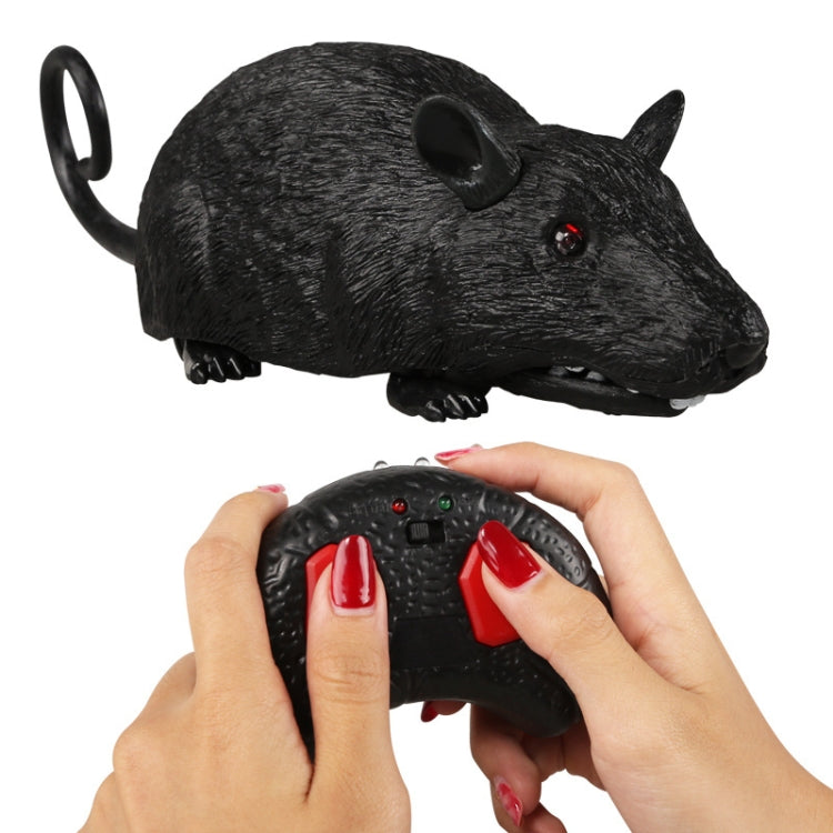 Tricky Funny Toy Infrarot-Fernbedienung Scary Creepy Mouse - Star Produkte