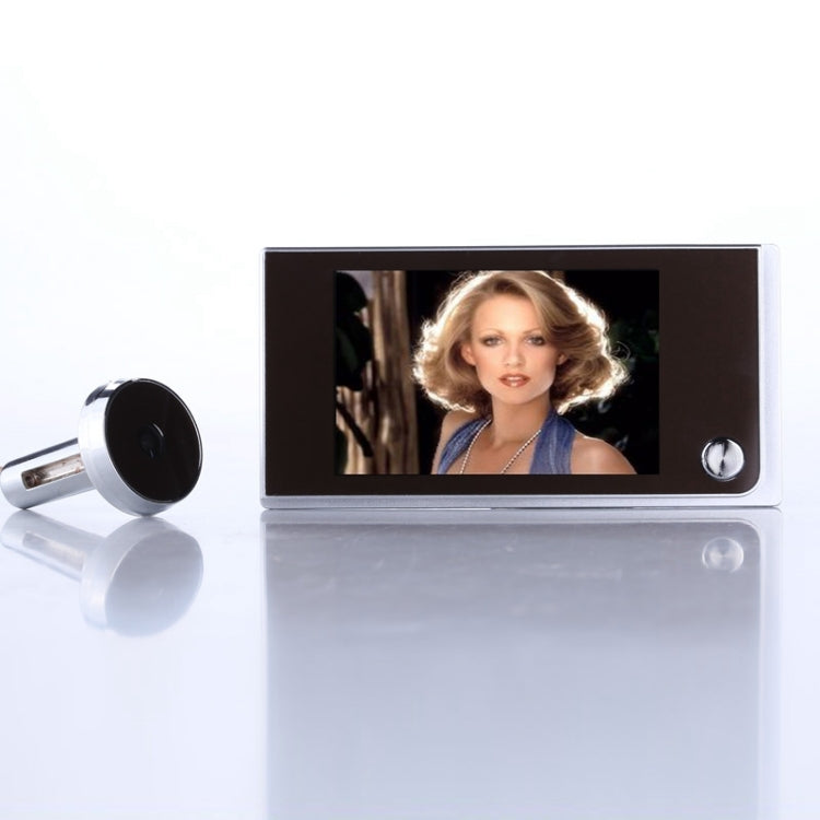 SN520A 3.5 inch Screen 1.0MP Security Camera Digital Peephole Door Viewer - star-produkte.myshopify.com