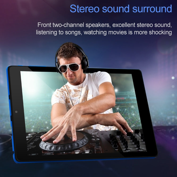 HSD8001 Tablet PC, 8 inch, 2GB+64GB, Windows 10, Intel Atom Z8300 Quad Core, Support TF Card & HDMI & Bluetooth & Dual WiFi, US / EU Plug(Blue) - star-produkte.myshopify.com