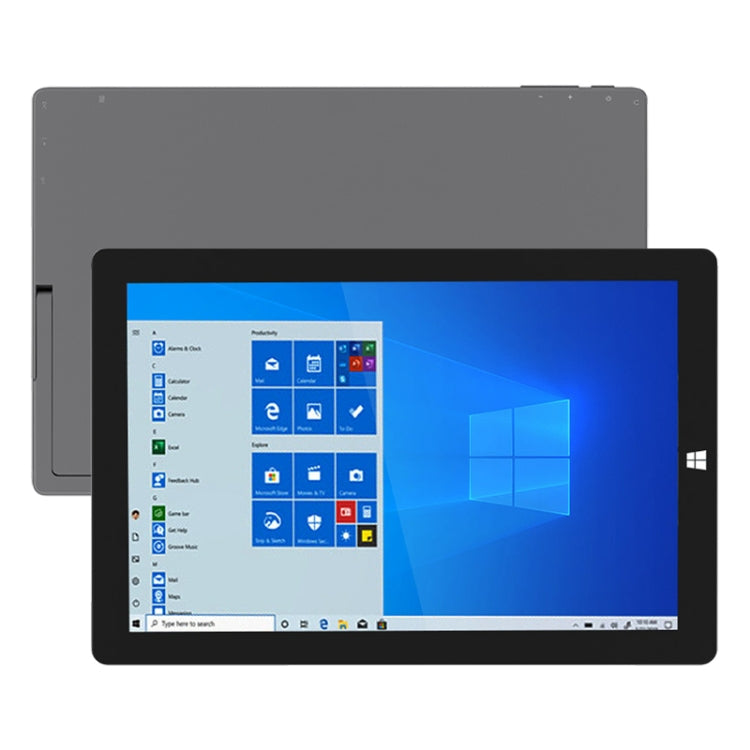 Jumper Ezpad GO M Tablet PC, 10.1 inch, 6GB+64GB, Windows 10 Intel Apollo Lake N3350 Dual Core 1.1GHz-2.4GHz, Support TF Card & Bluetooth & WiFi & Micro HDMI, Not Included Keyboard (Black+Grey) - star-produkte.myshopify.com