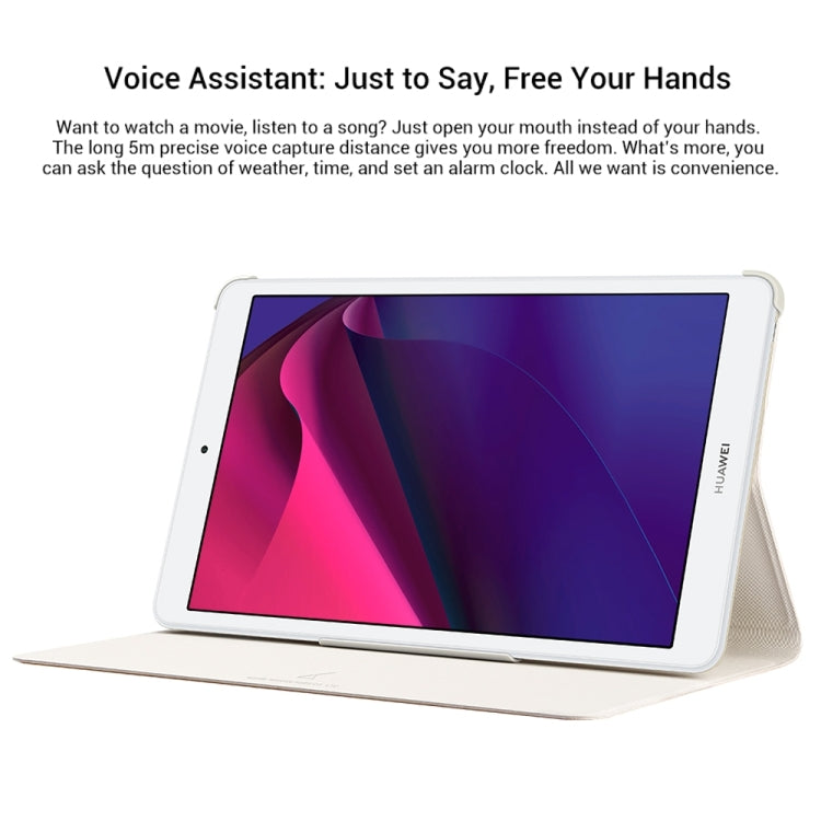 Huawei Mediapad M5 lite JDN2-W09 WiFi, 8 inch, 4GB+64GB, AI Voice-Control & Face Identification, Android 9.0 Hisilicon Kirin 710 Octa Core, Support Bluetooth & G-sensor & GPS(Gold) - star-produkte.myshopify.com