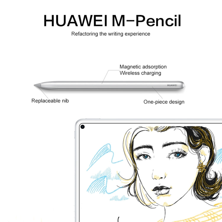 Huawei MatePad Pro MRX-AL09, 10.8 inch, 6GB+128GB, Android 10, HiSilicon Kirin 990 Octa Core, Support Dual Band WiFi, Bluetooth, GPS, OTG, Network: 4G, Not Support Google Play(Grey) - star-produkte.myshopify.com