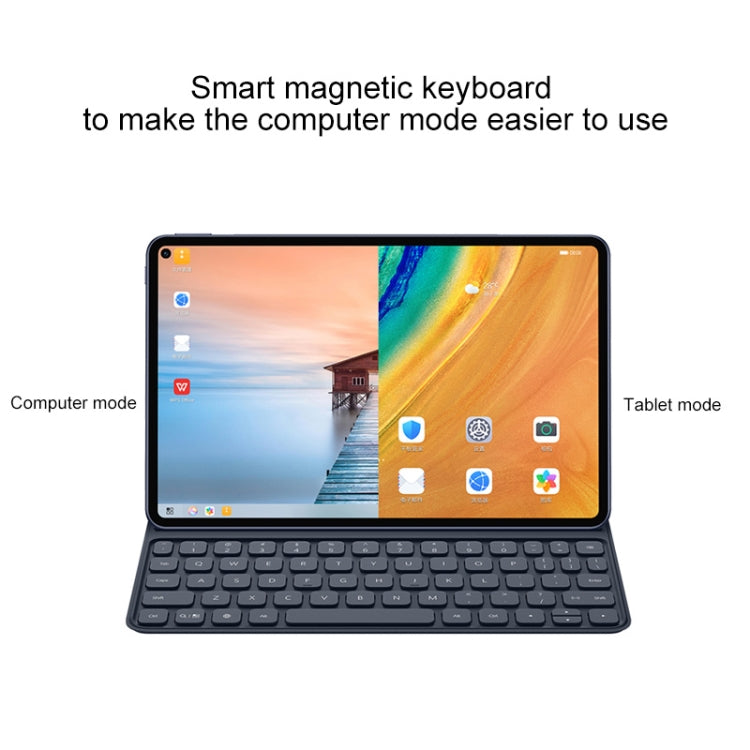 Huawei MatePad Pro MRX-AL09, 10.8 inch, 8GB+512GB, with Smart Magnetic Keyboard + Stylus, Android 10, HiSilicon Kirin 990 Octa Core, Support Dual Band WiFi, Bluetooth, GPS, OTG, Network: 4G, Not Support Google Play(Cyan) - star-produkte.myshopify.com