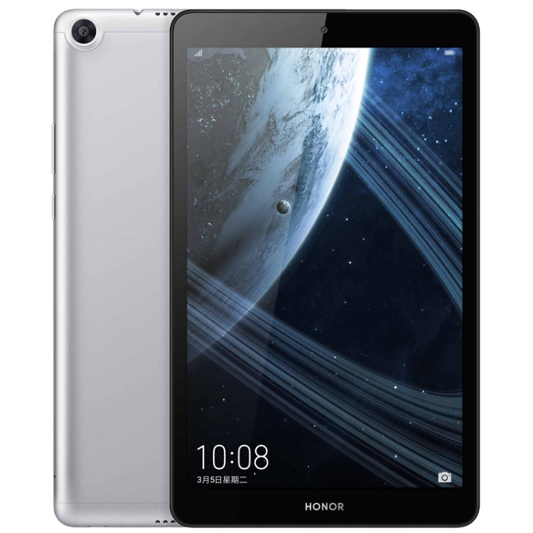 Huawei Honor Tab 5 JDN2-W09HN WiFi, 8 inch, 3GB+32GB, Face Identification,  Android 9.0 Hisilicon Kirin 710 Octa Core, 4 x Corte x A73 2.2GHz + 4 x Corte x A53 1.7GHz, Support OTG & GPS & Dual Band WiFi, Not Support Google Play(Grey) - star-produkte.myshopify.com