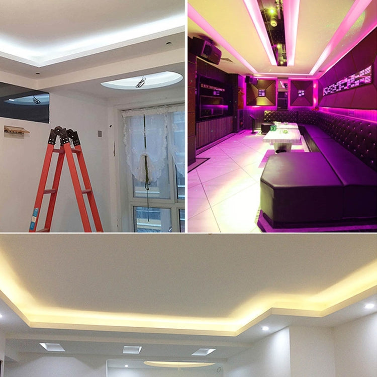 YWXLight 5M 5050SMD Dimmable IP65 Waterproof RGB Light Strip with 44-keys Remote Control - star-produkte.myshopify.com