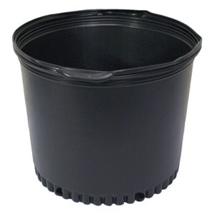 "Nursery Pot 23.5L (6.23 Gallon) D13-3/4"" X H12"""