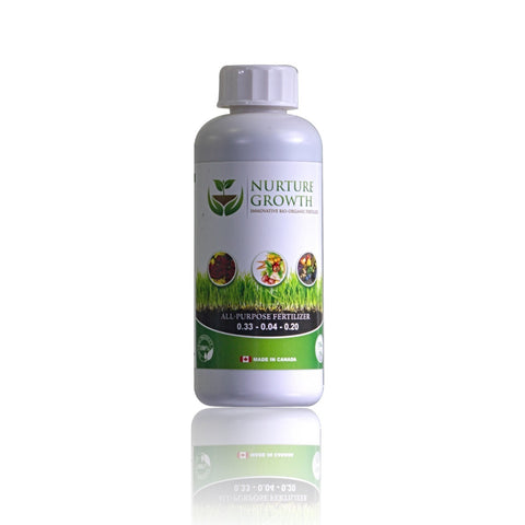 Nurture Growth All-purpose Certified Organic Fertilizer