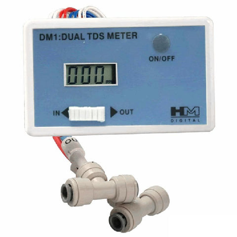 "HydroLogic TDS Monitor 3 / 8"" In & 1 / 4"" Out for StealthRO (HT)"