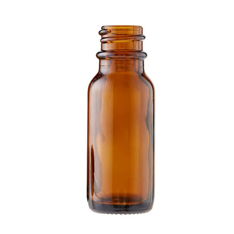 Amber Glass Bottle For Eye Dropper 30mL
