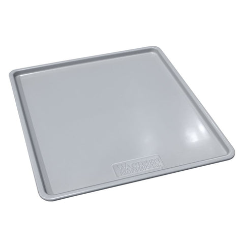 "Wachsen Tray 27"" x 25.5"" ABS Grey"