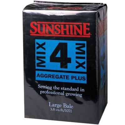 Sunshine Mix #4 (Peat/Perlite) 3.8 cubic feet (M)