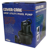 COVER-CARE UTILITY/POOL PUMP 6MSP OIL-FREE 1900 GPH (1/6HP)