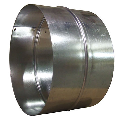 GALVANIZED COUPLER 4''