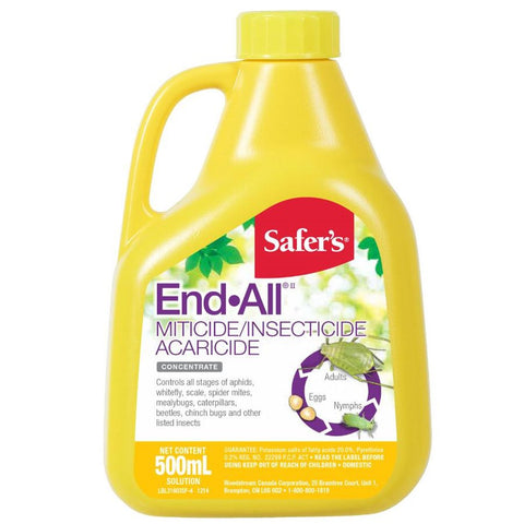 Safer's End-All Concentrated Insecticide