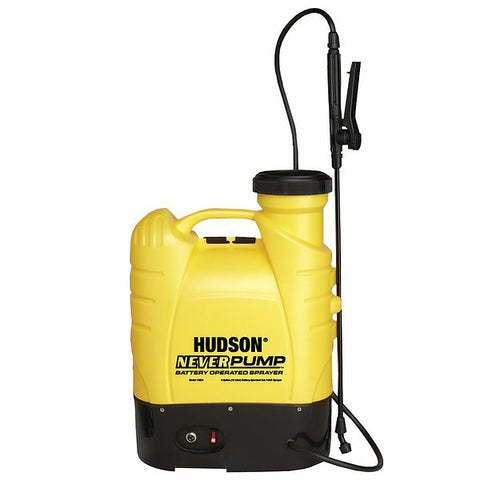 HUDSON BATTERY OPERATED BAK-PAK® 4 GALLON