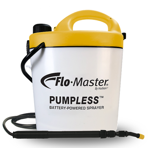 Flo-Master by Hudson Pumpless 1.3 Gallon Battery Powered Sprayer