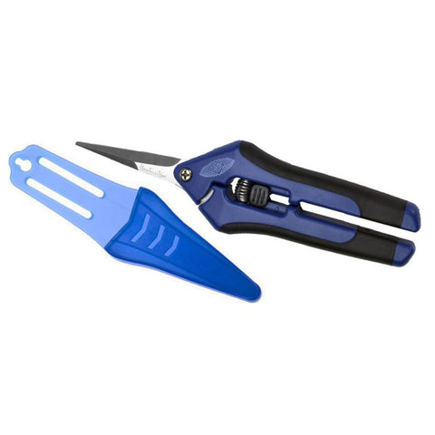 Giro's Blue Pruner With Straight Fine Blades SEC-1001D