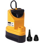 Utility & Sump Pump 1585X – Gold Series