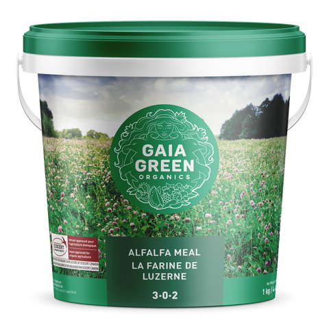 Gaia Green Alfalfa Meal 3-0-2