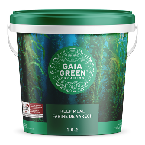 Gaia Green Kelp Meal 1-0-2