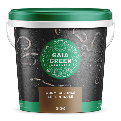 Gaia Green Worm Castings 2-0-0