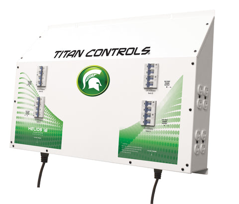 Titan Controls Helios 16 - 16 Light 240 Volt Controller with Dual Trigger Cords