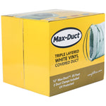 Max-Duct™ White Vinyl Ducting