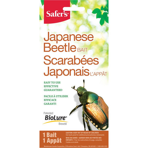 Safer's® Japanese Beetle Replacement Bags - 1 Bag