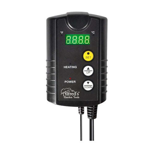 Alfred Digital Temp Controller for Heat Mat