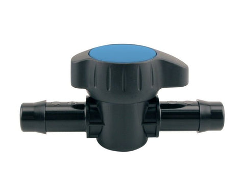 Hydro Flow / Shutoff Barbed Ball Valves / Turn Valves for Hydroponics