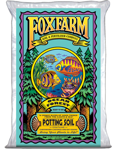 Ocean Forest Potting Soil 1.5 Cu Ft (42.5L)