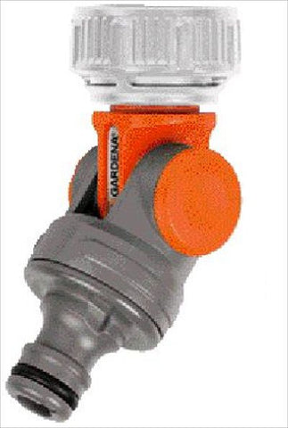 GARDENA Bendable Swivel Elbow Tap Connector
